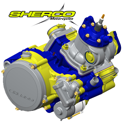 SHERCO SE-R SEF-R Power Parts